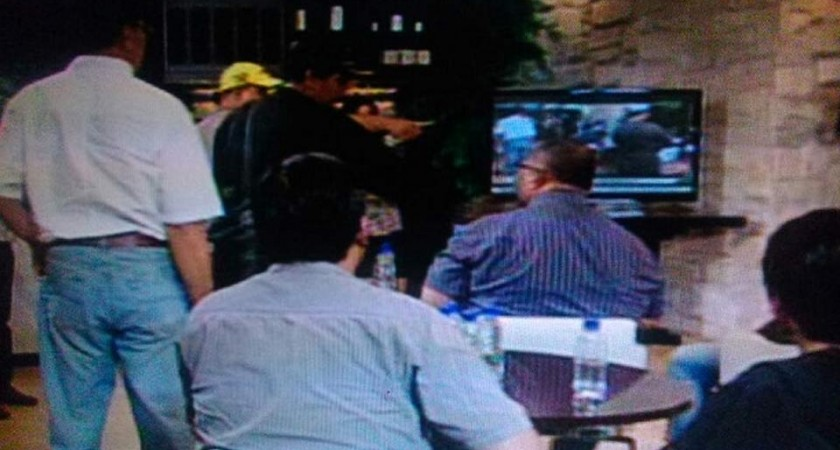 AJI Surabaya Sesalkan Penyerangan di Talk Show SBO TV